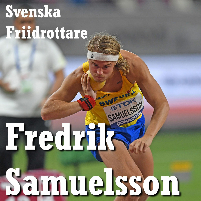 21. Svenska friidrottare - Fredrik Samuelsson