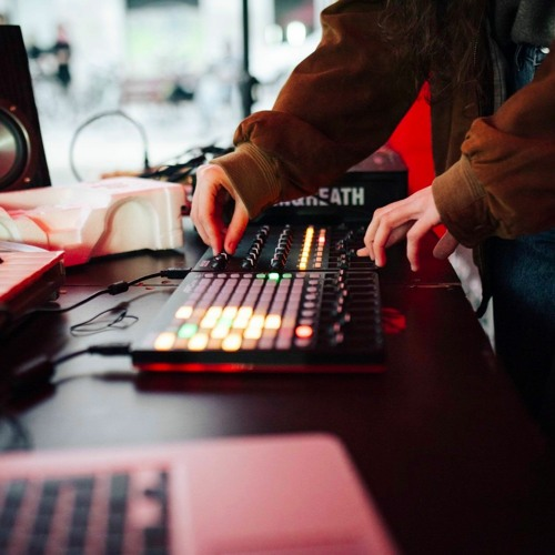 DJ/Live Set for @Mutekes @Abaixadors10 (Barcelona)