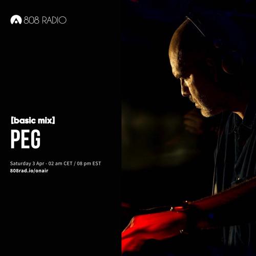 808 Radio: Basic Mix 024 – PEG