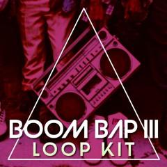 BOOM BAP LOOP KIT 3 | OLD SCHOOL MELODY LOOPS - CLASSIC HIP HOP DRUM KIT
