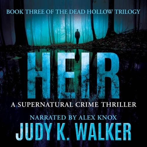 Heir. A Supernatural Crime Thriller. Audiobook Sample