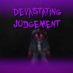 Mirrored insanity - Devastating Judgement [cover]