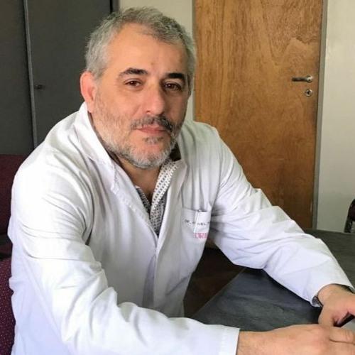 Miguel Nadeff, Miembro de la Agremiacion Medica de Bsso