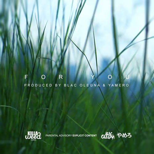 For You (feat. Blac Olegna & Yamero)