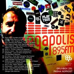 GRUVBOX 251 Megapolis FM Live