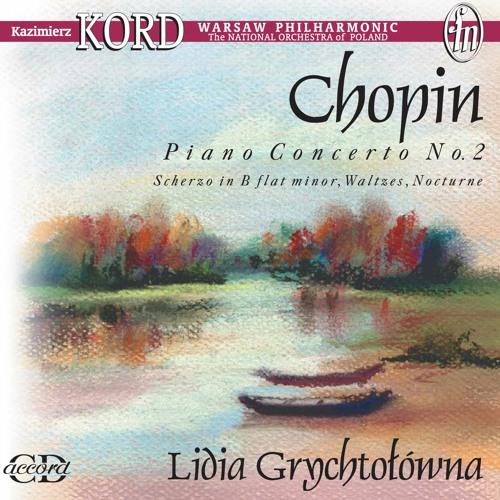 ACD067 - Lidia Grychtołówna plays Chopin