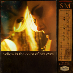 yellow is the color of her eyes