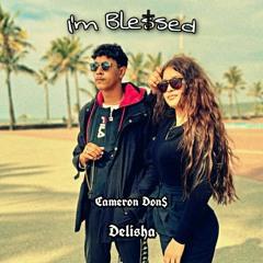 Im Blessed feat Delisha