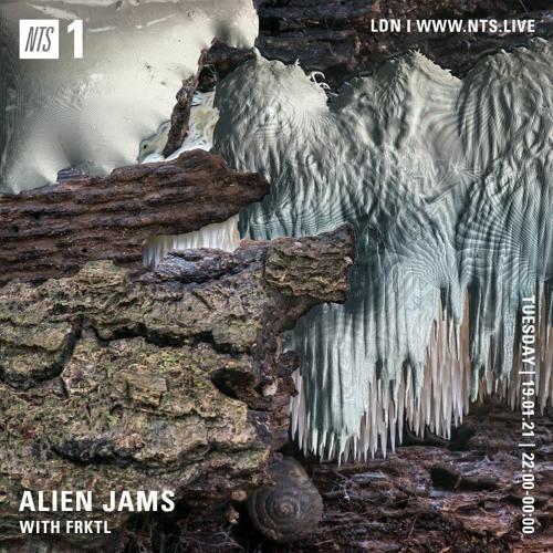 NTS Radio | Alien Jams w/ FRKTL