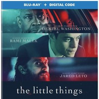 THE LITTLE THINGS (Warner Blu-ray Review) PETER CANAVESE (5-6-21) CELLULOID DREAMS THE MOVIE SHOW