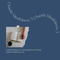 Meditation 5|07 薔非的提高專注力冥想 Chanifit Guided Meditation for Increasing Focus & Clarity