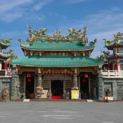 【Tainan, Taiwan】 Anping Kaitai Mazu Temple 安平開台天后宮