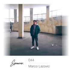 Esencia 044 - Marco Lazovic