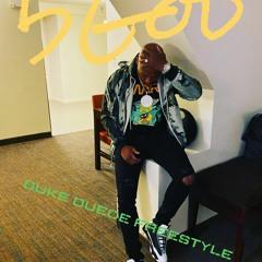 Duke Deuce freestyle