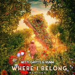 Nitti Gritti & RUNN - Where I Belong (shndō Remix)