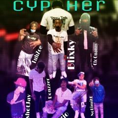 BfB Cypher - 1ShotJay x JahBandz x Geezio x Blixky x Donzzer x LuhZoe x Nol1mitE x Ctc Quanny