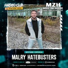 MADRID ZONA HARDCORE - MALRY HATEBUSTERS