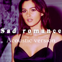Atitja - Sad romance .acoustic version