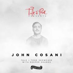 Tale & Tone Showcase - John Cosani