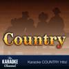 After The Fire Is Gone (Karaoke Version)