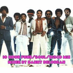 10 Hour Funk/Soul/Disco Mix (Second Half)