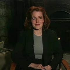 x takeyouthere - Gillian Anderson