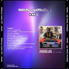 Walkman Radio 007 - Neelie.