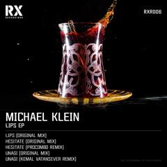 "Premiere: Michael Klein ""Unagi""  - RX Recordings"