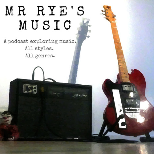 Mr Rye's Music Ep. 4 - 27/4/ 20/ Colours of the Rainbow.