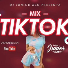 MIX TIK TOK 2021 (Un Latigazo,Sal y Perrea, AM, Fiel, Ram pam pam, Pareja del año) - DJ JUNIOR AZO