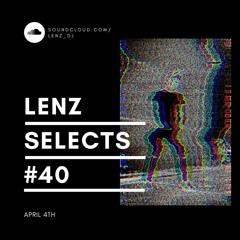 Lenz Selects. #40 Hard Techno