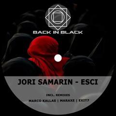 Jori Samarin - Esci (EXIT7 Remix) [BIB109]