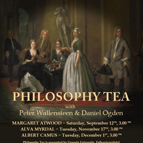 Philosophy Tea - Alva Myrdal – 2020-11-17