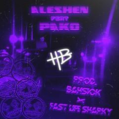 Aleshen ft. Pako - SYGNAŁ JAK PSY (Lofi / Vaporwave Remix) prod. hushboi