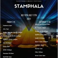 ZAHN for Stamphala Music Festival
