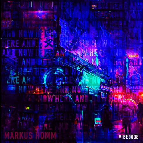 PREMIERE: Markus Homm - Is It Where I Am [Vibe Material]