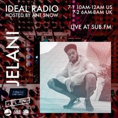 IDEAL RADIO EP006 - Jelani