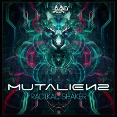 Dust Vs Lunatica - Shaker (Mutaliens Remix)