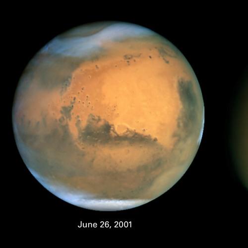 Chronique n°7 La planète Mars