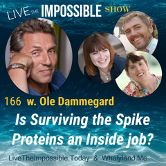 166 w. Ole Dammegard: Is Surviving the Spike Proteins an Inside Job?