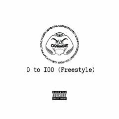 Fade Orange - 0 To 100 (Freestyle)