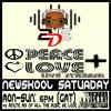 'PEACE+LOVE' live stream - #NewskoolSaturday 23/05/20