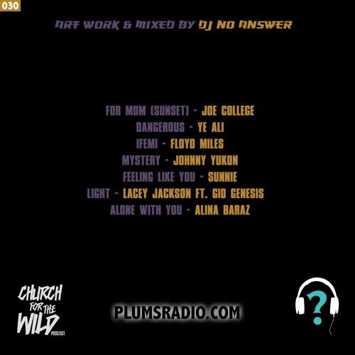 "PLUMS RADIO 030: ""Take Care of You"" w/ Jamisa & DJ No Answer"