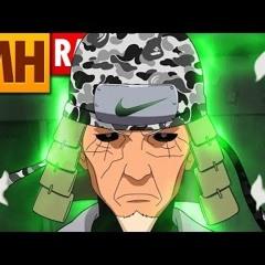 Tipo Hiruzen  (Naruto)  Style Trap  Prod. Sidney Scaccio  MHRAP  REMAKE MELHOR