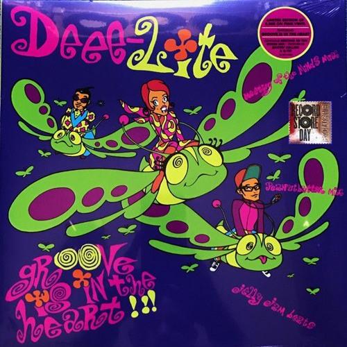 Deee - Lite - Groove Is In The Heart (FERRER VIP )
