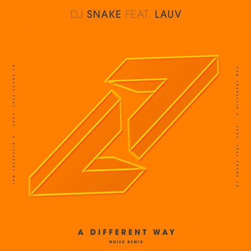 A Different Way (Noizu Remix) [feat. Lauv]