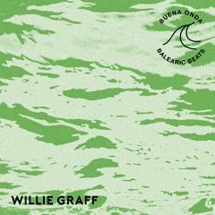 Willie Graff x Buena Onda