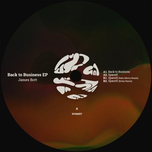 James Bott - Spacex (Breky Remix) [WOM007]