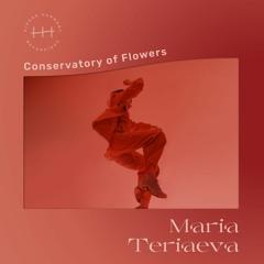 Maria Teriaeva - A Sunlit Room