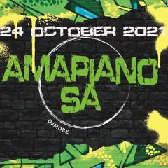 Amapiano South Africa Mix 24 October 2021 – DjMobe